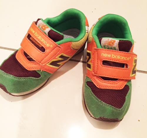 子ども靴ニューバランス