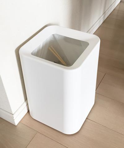 断捨離後に買い替えた我が家のゴミ箱