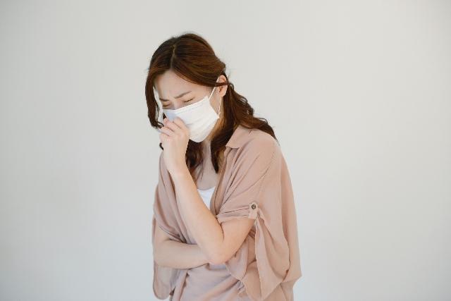 母がインフルエンザになりました